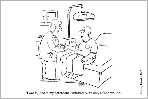 Weekly Cartoon: Monday September 10