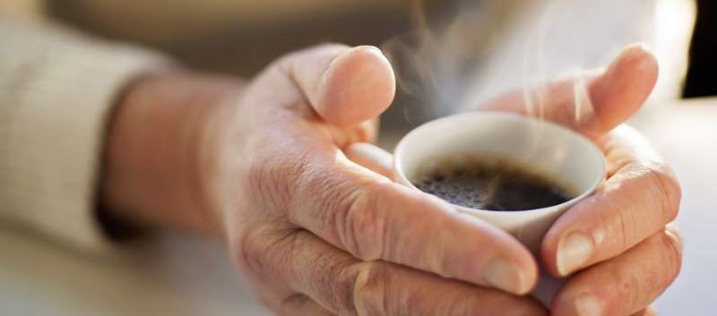 Caffeine Consumption Appears to Reduce the Risk of Death in CKD Patients