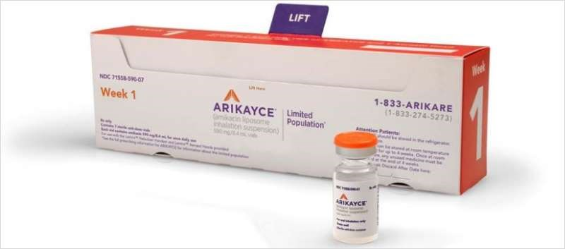 Arikayce Approved to Treat Mycobacterium Avium Complex Lung Disease