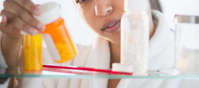 Almost three-quarters of those saving antibiotics subsequently divert the antibiotics to others.