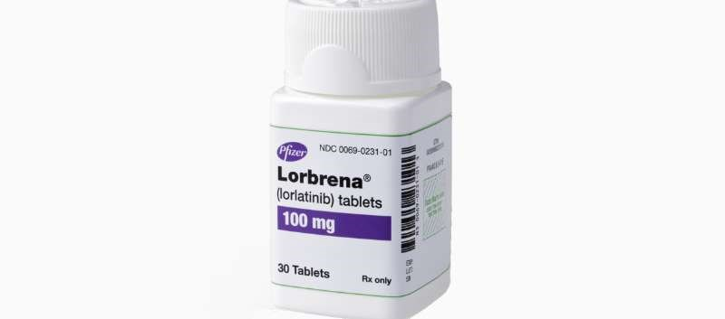 Lorbrena Approved for Previously-Treated ALK-Positive Metastatic NSCLC