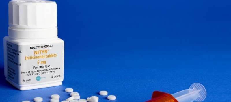 FDA Approves Longer Shelf Life for Nityr Tablets