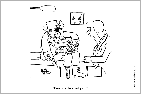 Weekly Cartoon: Monday December 12