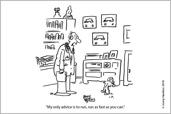 Weekly Cartoon: Monday December 17