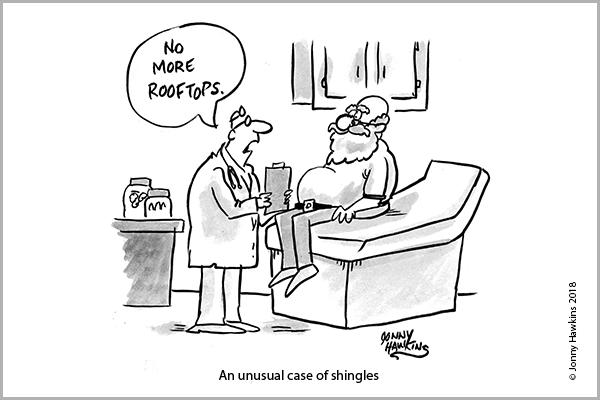 An Unusual Case of Shingles