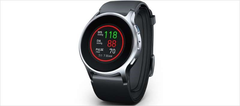 FDA-Approved Wearable Blood Pressure Monitor Now Available