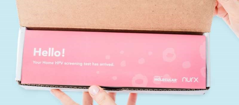 New HPV Screening Kit Allows Women to Test at Home