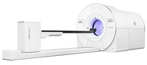 First images using the new device were unveiled at the 104th RSNA Scientific Assembly and Annual Meeting.